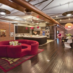 ... Bright And Dynamic Loft