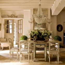 ... Gustavian Style Home In France