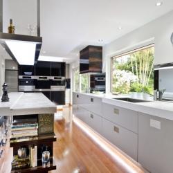 ... Modern Sleek Kitchen Design