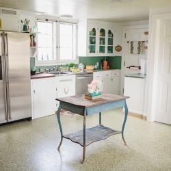 ... Retro Modern Kitchen