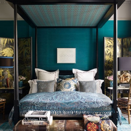 ... Teal Bedroom Design Ideas