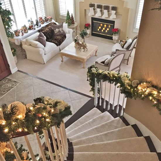 a christmas home tour - Christmas Home Decor