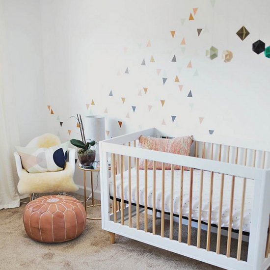 Contemporary Nursery Decor