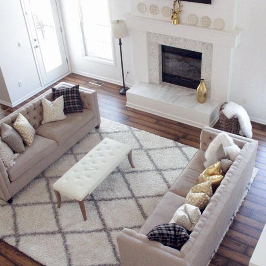 living room inspiration | dwellinggawker
