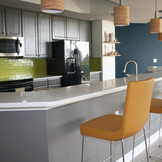 Midcentury Modern Kitchen Makeover