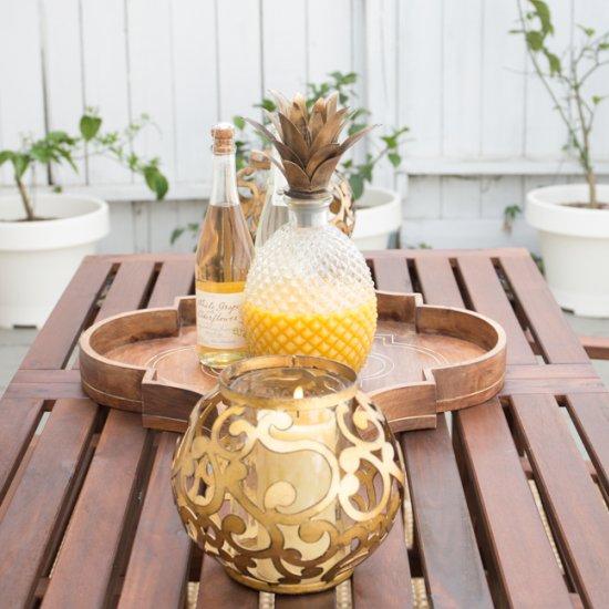 A Cozy Outdoor Patio Refresh