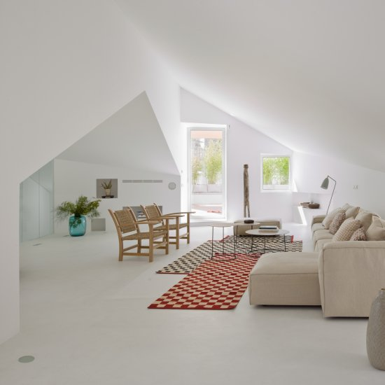 Slanted ceilings design challenge