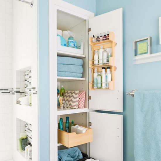 Popular  Storage Solutions for Your Bathroom