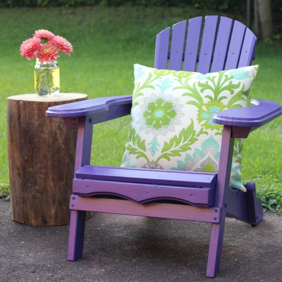 Adirondack Chairs for Kids