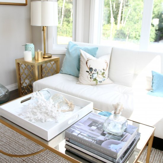 Coastal Summer Decor
