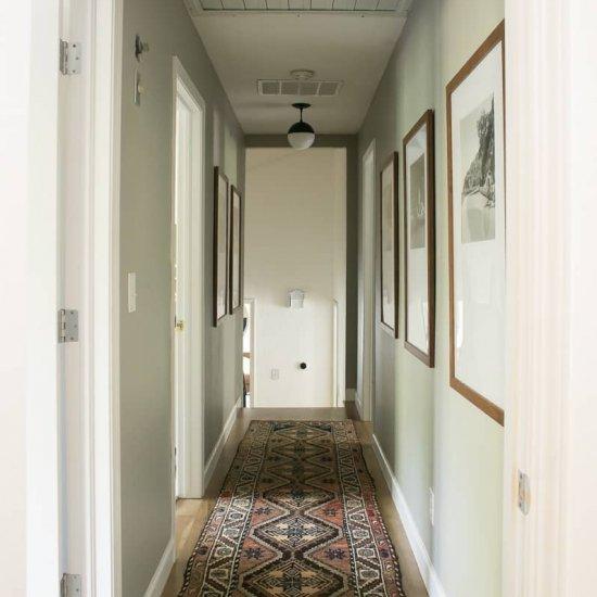Modern Travel Gallery Hallway