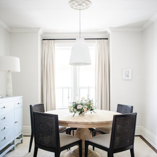Our Dining Room Reveal
