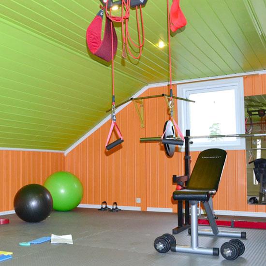 Home Gym Refurbishment
