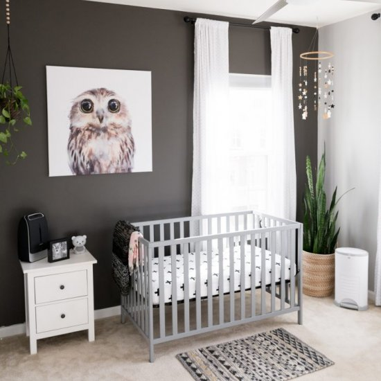 Ramona's Modern & Neutral Nursery