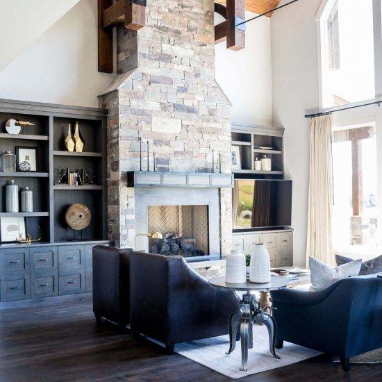 stylish home interiors | dwellinggawker