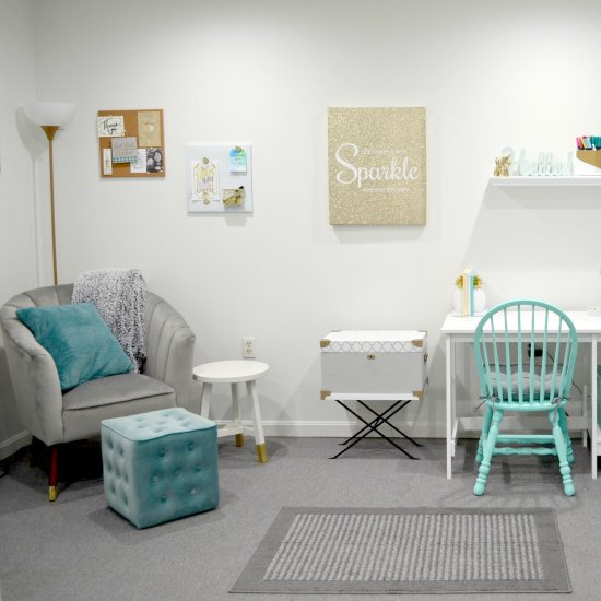 Charmant ... My Dream Craft Room